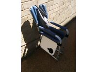 Trespass fishing or camping chair