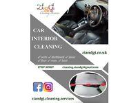 CAR INTERIOR CLEANING (CAR INTERIOR VALETING)