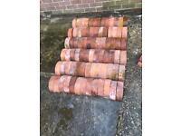 Bricks half round