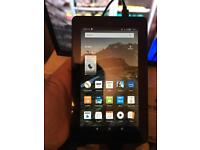 """Amazon Fire 7"""" tablet 8GB (Used) With 32gb SD Card"""