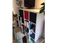 Kallax shelving unit / room divider