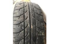 195 50 15 Tyre Wheel, Ford Fiesta Wheel Tyre