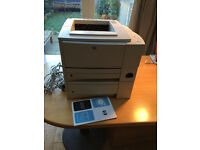 HP Laserjet 2200DNT with toner