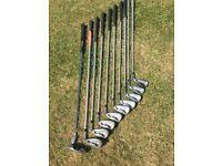 Benross Spring Steel VX2 Graphite Shaft Ladies Golf Clubs