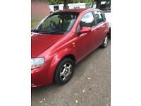 Chevrolet Kalos Scrap or Repair