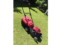 Mountfield HP470 push petrol lawnmower. Excellent condition.