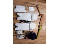Cricket Equipment - Adult