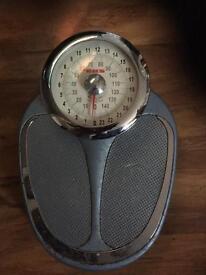 Vintage doctors scales