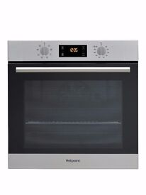 Hotpoint Electric Built In Single Oven grill SA2 540 H IX - New