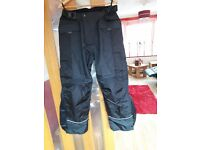 Biker Trousers with armour