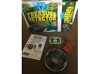 Treasure detector game new in box