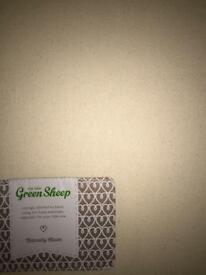 The Little Green Sheep Mattress 140x70cm