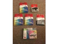 Canon Pixma 525/526 cartridges
