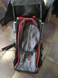 Bush baby Premier baby back pack