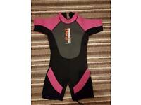Girls Nalu Wet Suit