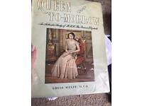 Book on Princess Elizabeth