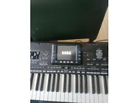 Call 07448327426 for lowley korg pa 3x 76 keys