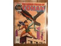 (BRONZE AGE) Savage Sword of Conan 108