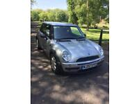 Mini one 1.6 M.O.T May 2019 :excellent car