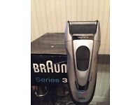 Philips Braun 3 Series Electric Shaver for Sale