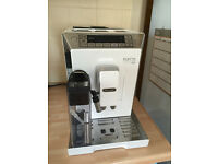 RRP £829 Delonghi Eletta Bean To Cup Coffee Machine ECAM.45.760.W - HARDLY USED
