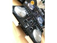 DJ CONTROLLER (PRICE DROPPED TO £50 DUE TO ORIGINALLY POSTING WITH WRONG TEL No!) , boxed as new