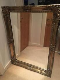 Next - Gold Mirror