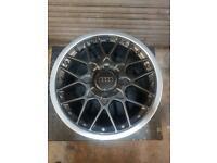 Audi TT BBS Split Rims