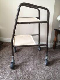 Kitchen mobility trolley
