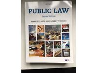 Public law, 2nd edition, Elliott and Thomas