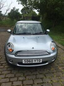 2010 Mini First 1.4 low mileage 50k