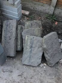 York Stone over 20 meters