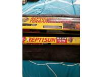 Reptiles light brand new