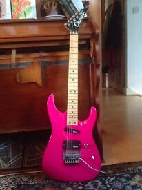 1990 Charvel Fusion Deluxe, great condition, £450