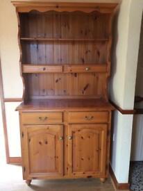 Pine Welsh Dresser (Reduced)