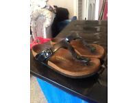 Birkenstock sandles size 4