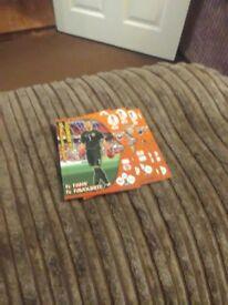 Fan favourite cards