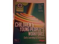 Children and young people's workforce book