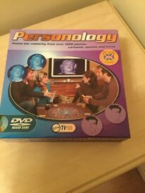 Personology DVD Board Game Brand New