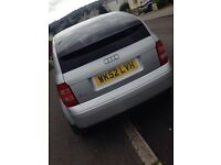 Audi A2 Starts and runs (selling as spares and repairs)