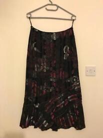 Longer skirt