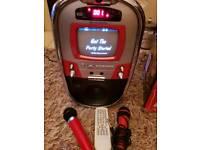 Retro X Factor LS50 Karaoke Machine