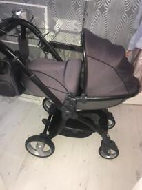Babystyle egg pram stroller