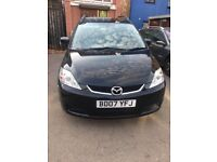 Mazda 5 7 Seaters, Full Service History, Warranted Miles