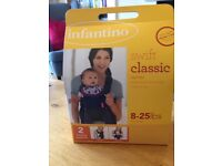 Brand new boxed baby carrier