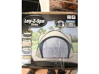 Lay-Z spa tent