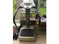 Crazy Fit Vibration Plate Machine
