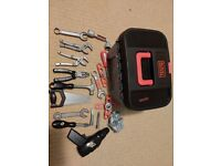 Black and decker toy tool box