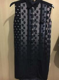 All Saints dress Size 10 new in box