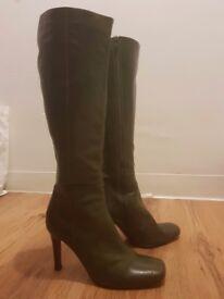 Ladies JOHN VARAVATOS boots.